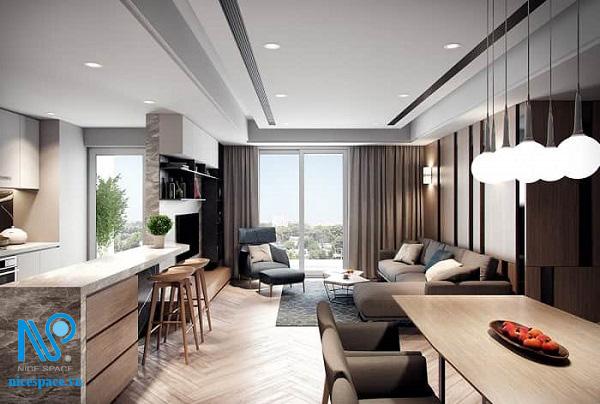 thiết kế nội thất minimalism