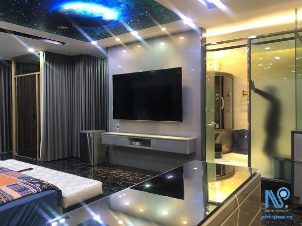 thiết kế thi công nội thất đẹp